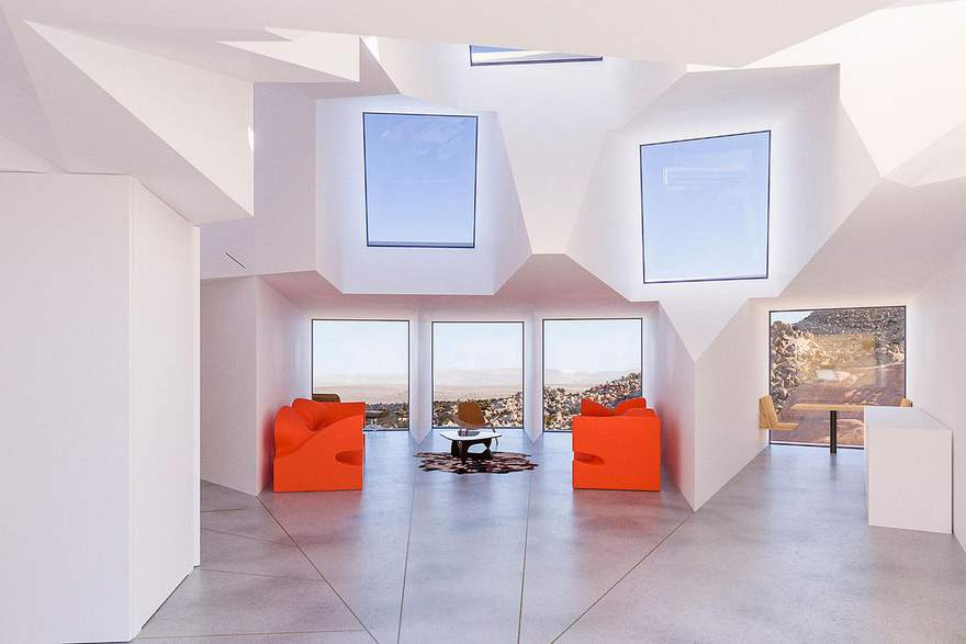 The Joshua Tree Residence